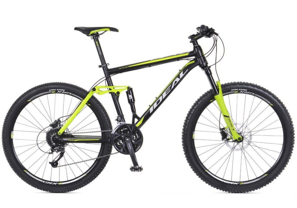 FULL SUSPENSION | VSR COMP 27.5